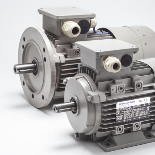 Silniki elektryczne AC‑Motoren